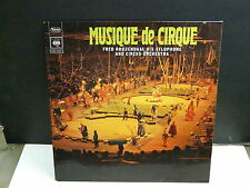 FRED ROOZENDAAL His xylophone and circus orchestra Musique de cirque 52839