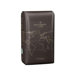 Davidoff Coffee Beans Café Espresso  500gr German favourite - TRACKED SERVICE -