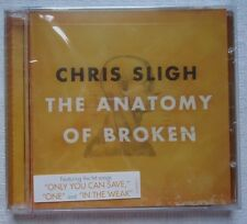 The  Anatomy of Broken * by Chris Sligh (Vocals) (CD, Sep-2010, Curb, (C3)