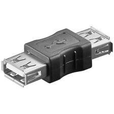 USB 2.0 Hi-Speed Adapter A Buchse auf A Buchse USB Kupplung Verlängerung