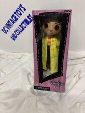 "Coraline 10"" Doll Authentic Movie Prop Replica Neca Laika 1:6 scale"