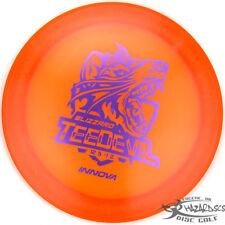NEW Orange LE Stamp BLIZZARD CHAMPION TEEDEVIL Driver 158g Innova Disc Golf SHIP