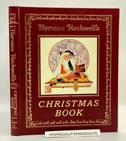 Easton Press NORMAN ROCKWELLS CHRISTMAS BOOK Stories Collectors LIMITED Edition