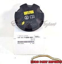 BMW RADIATOR COOLANT EXPANSION TANK FILLER CAP Germany Genuine OE 17137516004