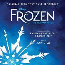 Disney Frozen - The Broadway Musical - New CD Album - Released 8th June 2018