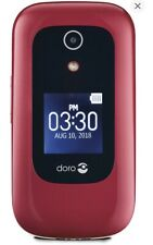 Doro 7050 Unlocked Cellular Phone For Seniors Great Voice Quality AT&T T-Mobile