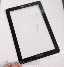 new Front Outer Lens Glass Screen For Samsung P6800 Galaxy Tab 7.7 High quality
