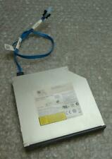 Dell PowerEdge Slimline CD/DVD-RW Optical Disc Drive and Cable X44X3 0X44X3