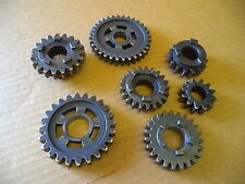 79' CANAM CAN AM 370 MX-5 / OEM ASSORTED TRANSMISSION TRANS GEARS