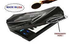 Yamaha PSR-A3000 KEYBOARD DUST COVER WATER REPELLENT + EMBROIDERY !