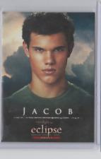 THE TWILIGHT SAGA ECLIPSE TRADING CARD Taylor Lautner as Jacob #84