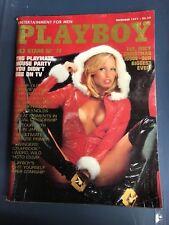 Playboy Magazine December 1977 Ashley Cox Sondra Theodore MELANIE GRIFFITH