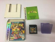 Game and Watch Gallery 2 pour Game Boy Colour, Nintendo 1998, Gratuit UK Envoi