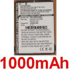 Batterie 1000mAh type 35H00116-00M BA S280 ROSE160 Pour HTC S740