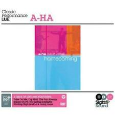 a-ha - Sight And Sound - Live At Valhall (NEW CD+DVD)