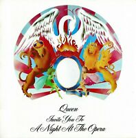 QUEEN 1976 A NIGHT AT THE OPERA U.S. TOUR CONCERT PROGRAM BOOK-NEAR MINT TO MINT