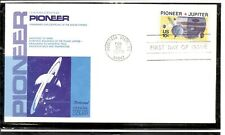 US Scott # 1556 Pioneer- Jupiter FDC. Fleetwood Cachet.