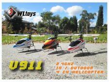 wl v911 4-Kanal 2.4ghz Mini, Funk, einfacher Propeller, RC, Helikopter, Kreisel