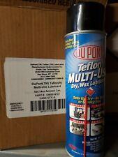 Teflon Moly Wax-Based Multi-Purpose Lubricant DM0614101 - 14oz Aerosol