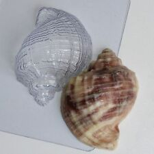 """Shell"" plastic soap mold soap making mold mould seashell"