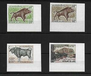 Laos,1970,Animal,Tiger,imperf,compl,MNH,not listed