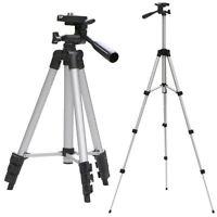 Camera Camcorder Tripod Stand for Canon Nikon Sony Fuji Olympus Panasonic 1.05m