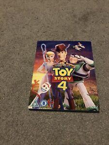 Toy Story 4 Blu Ray DVD