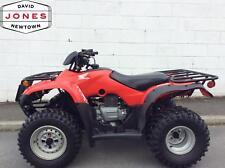 2012 HONDA TRX250 TM 4x2 MANUAL FOURTRAX 2WD QUAD BIKE ATV FOUR WHEELER!