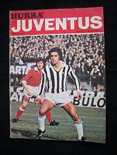 Orig.PRG / Vereinszeitung  1974/75  JUVENTUS TURIN - Ligaspiele / Reportagen /..