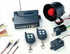 New Remote Engine Start Car Alarm Security System With Trunk Release Feature