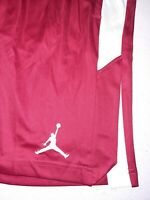 Men's NIKE Air Jordan SHORTS in RED size MEDIUM
