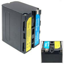 Power Akku 6600mAH für SONY NP-F960 NP-F970 Ersatz F770 F930 F330 F530 F750 F950