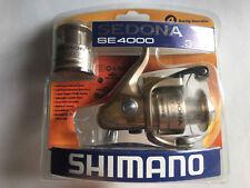 Shimano Sedona SE 4000 Spinning Fishing Reel 4000FB Aluminum Spool fish Power ro