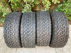 BF Goodrich All terrain tyres 265/60 18