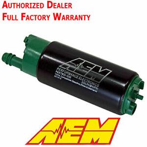 AEM 50-1200 Universal 320 LPH In-Tank Fuel Pump Kit High Flow E85 Ethanol