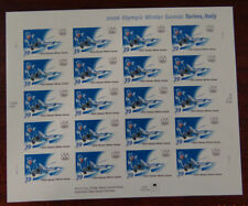 Scott #3995 2006 Winter Olympic Games MNH Sheet  ( Face Value $7.80 )