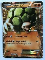 Golem EX ULTRA RARE 46/83 XY Generations Pokemon card TCG NM HOLO