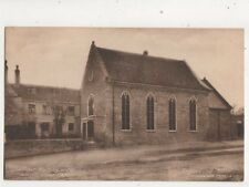 Old Town Meeting House Wotton Under Edge Gloucestershire Vintage Postcard 367b