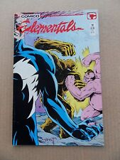 Elementals 18 . Comico 1987 - FN  / VF