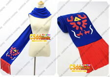 Legend of Zelda Hyrule Warriors Link Cosplay Costume only Scarf 200 CM plush
