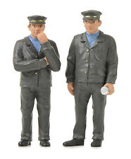 Bachmann 22-187 - Two Locomotive Staff Ready Painted 'G' Gauge - Tracked 48 Post