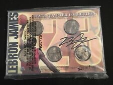 LeBron James State Quarter Collection