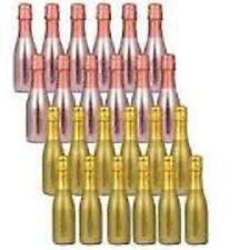 Mini Prosecco 24 Mix12 x Gold & 12 x Rose 20cl glass bottles