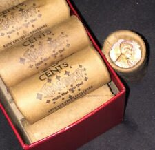 Stardust Casino Short Roll 25c 1959 to 1964 BU Vintage Cool Toned Penny Roll