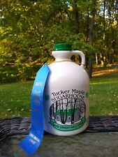 Half Gallon Maple Syrup Amber Rich Grade A  64oz Maple Syrup