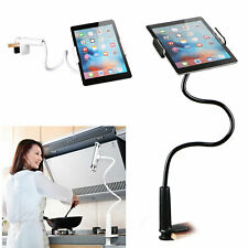 Universal Flexible Arm Desktop Bed Lazy Holder Mount Stand for Tablet iPad 2/3/4
