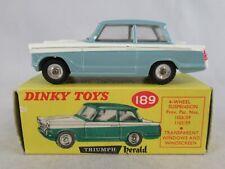 Dinky Toys 189 Triumph Herald