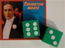 THURSTON TATTLE TALE DICE Magic Trick