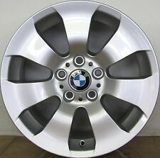"CERCHII IN LEGA 8 x 17 "" BMW SERIE 3 e90 ORIGINALI RIVERNICIATI  36116764622"