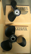 Jeu d'hélices alu embase Duoprop VOLVO PENTA™ 854820 série B7